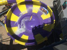 Bowl ride at Wet'n'Wild Park