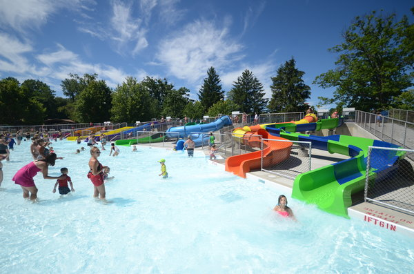 Kids Zone at Wet'n'Wild water park