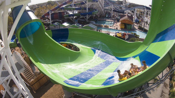 Tornado Wave at Wet'n'Wild
