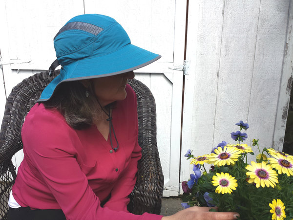 Ultra Adventure Hat in Blue Mountain, CA$60, from Sunday Afternoons