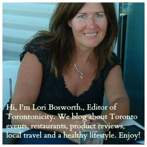 Photo of Lori Bosworth, Editor of Torontonicity