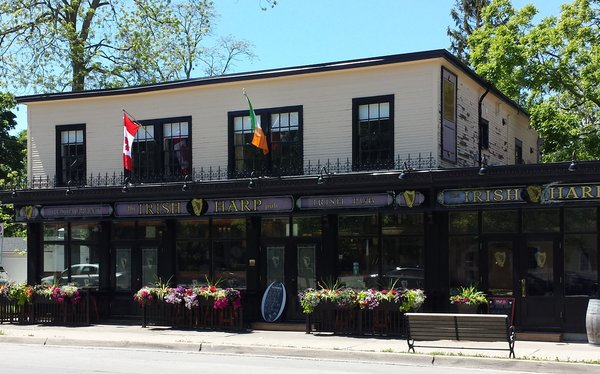 The Irish Harp Pub in Niagara on the Lake