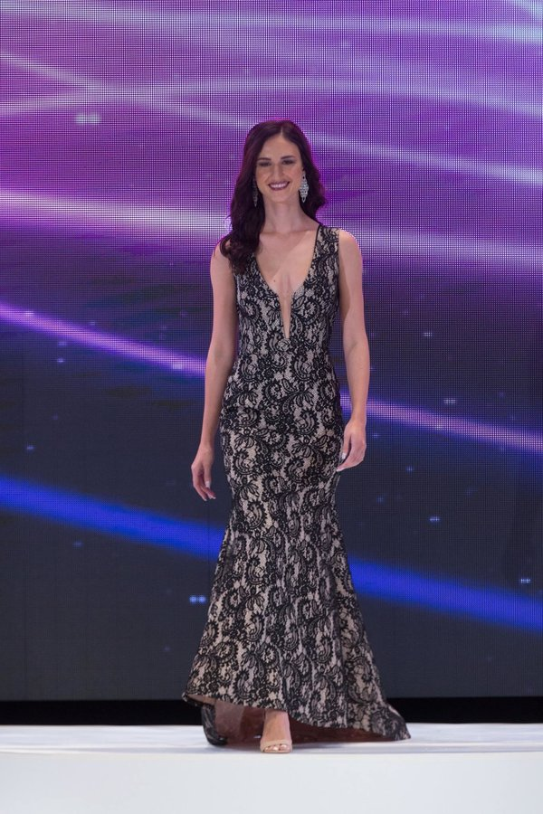 Olivera Paripovic at Miss World Canada 2017