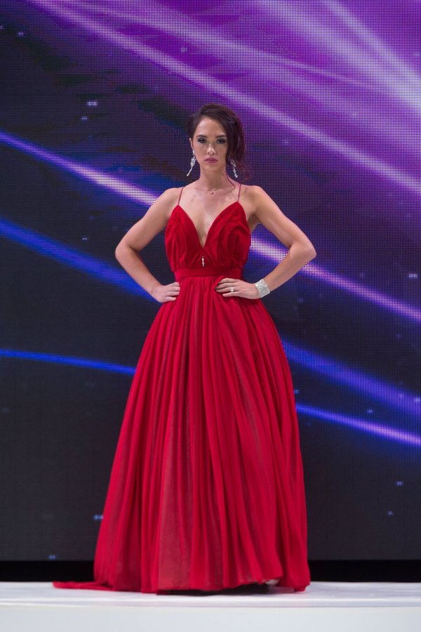 Joana Szeen at Miss World Canada 2017