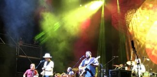 Ben Harper at The Big Feastival