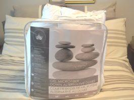 Gel Microfiber Down Alternative Duvet