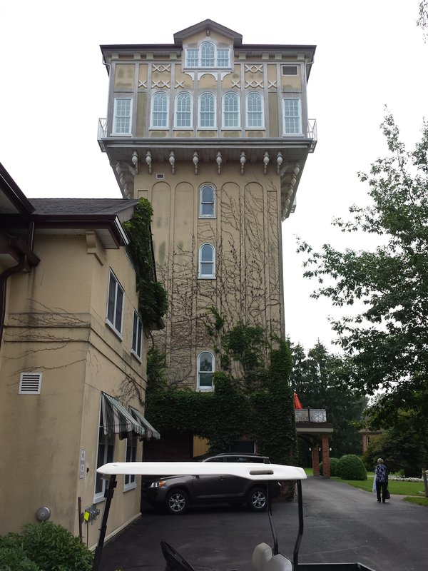 Tower at The Briars Resort, Jackson's Point