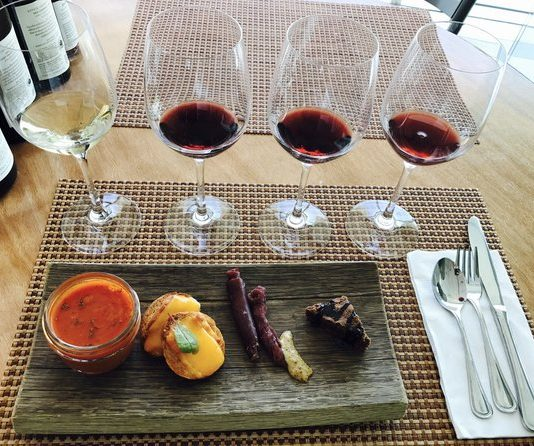 Earthly Infused Tasting - Meat at Southbrook Vineyards