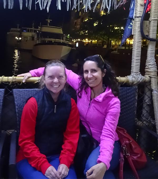 Taking the Tiki Taxi on the Spooky Lagoon: Toronto Island Stories Tour.