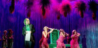 Dr. Seuss's The Lorax at Royal Alexandra Theatre, photo Manuel Harlan