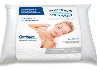 Mediflow Floating Comfort Pillow