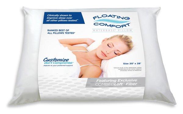 Mediflow Floating Comfort Pillow