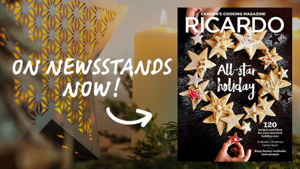 Ricardo Magazine Holiday 2017 Issue