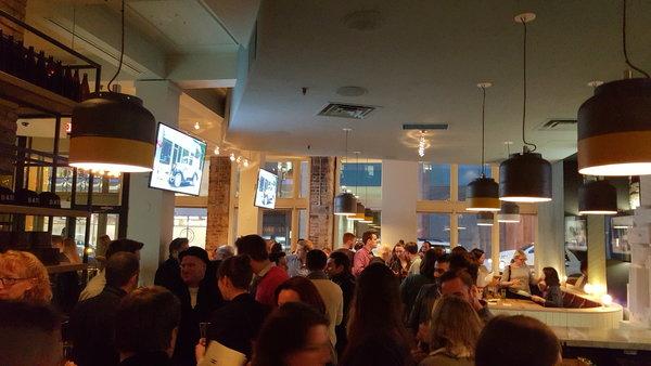 Batch Pub at 75 Victoria Street, Toronto