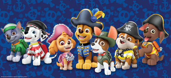 Paw Patrol Live! The Great Pirate Adventure at the Sony Centre for the Performing Arts