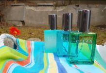 Clean Perfumes in Warm Cotton, Shower Fresh and Rain
