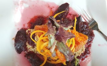 Lambton Beets at Hawthorne Food and Drink