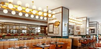 Cafe Boulud at The Four Seasons Hotel Toronto