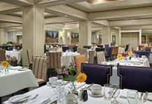 Victoria's Restaurant at Omni King Edward Hotel is hosting a Father's Day brunch in Toronto.