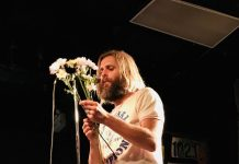 Aaron Bruno of Awolnation performs at Lee's Palace in Toronto during 102.1 the Edge's Secret Thing #4