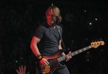 Keith Urban concert is one of the popular Canada Day Weekend Events in Toronto 2018 , photo by J-smith.17 at the English Wikipedia, CC BY-SA 3.0, https://commons.wikimedia.org/w/index.php?curid=4976005