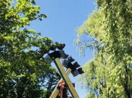 Lumberjack ride at Canada's Wonderland