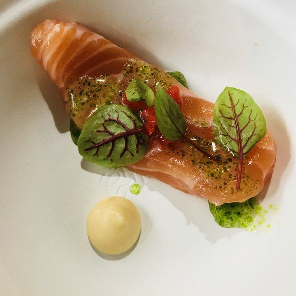 Ora King Salmon at Tastemaker