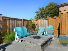 Companies such as M.E. Contracting can landscape your small backyard to look larger.