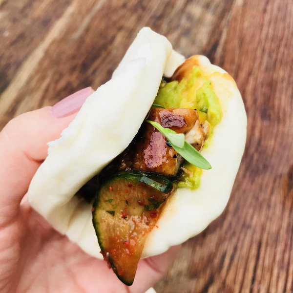Unagi Bao at Tastemaker