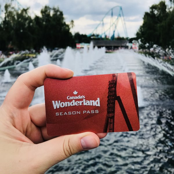 Season Pass for Canada's Wonderland