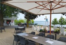 Vista Eatery at Ontario Place in Toronto