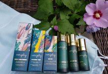 The Veriphy Skincare line includes a facial moisturizer, facial serum and eye cream.