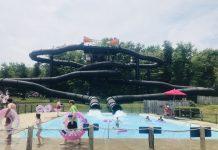 Black Hole Slide at Canada's Wonderland
