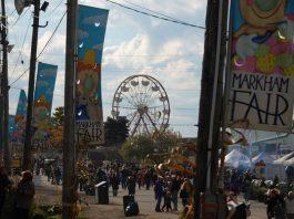 Markham Fair is one of the most popular fall fairs in Toronto, photo courtesy Markham Fair