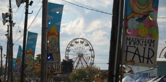 Markham Fair is one of the most popular fall fairs in Toronto, photo courtesy Markham Fair