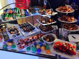 Dessert Table at Community Rocks 2016