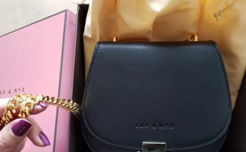 Jane 1775 handbag from Lux and Nyx