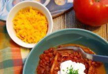 Turkey Chili with Adzuki Beans