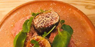 Carrilleras - beef cheek at Labora Restaurant in Toronto