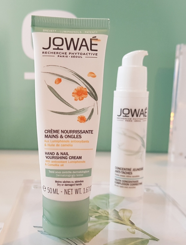 Jowae Hand and Nail Nourishing Cream