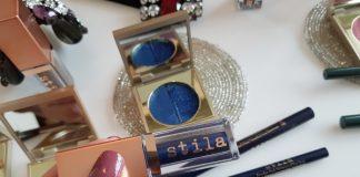 Stila Shimmer and Glow Liquid Eye Shadow in Vivid Sapphire