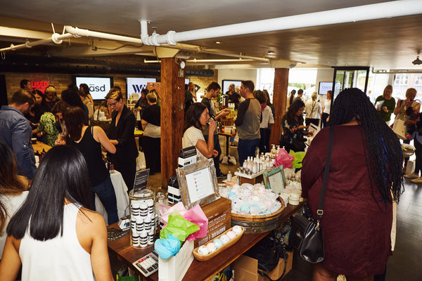 MNDFL Beauty Pop Up at The Jam Factory in Toronto