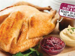 Buy precooked turkey at Sobeys