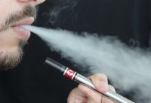 E-cigarette, photo credit lindsayfox on Pixabay