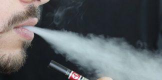 E-cigarette, photo credit lindsayfox on Pixabay