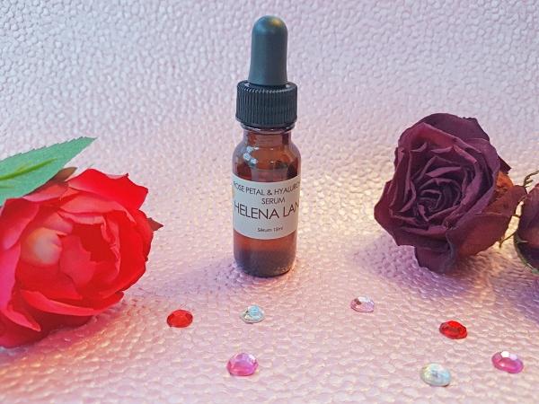 Helena Lane Rose Petal & Hyaluronic Serum