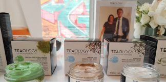 Teaology Matcha Tea Ultra Firming Face Cream