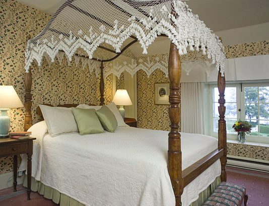 Canopy Room at The Briars, photo courtesy of The Briars