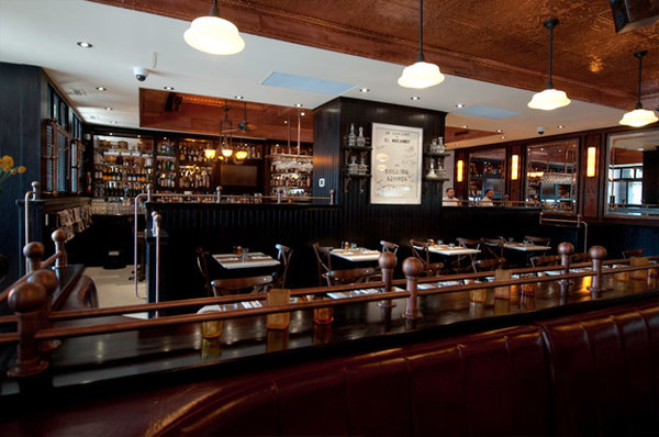 Museum Tavern in Toronto, photo courtesy Museum Tavern