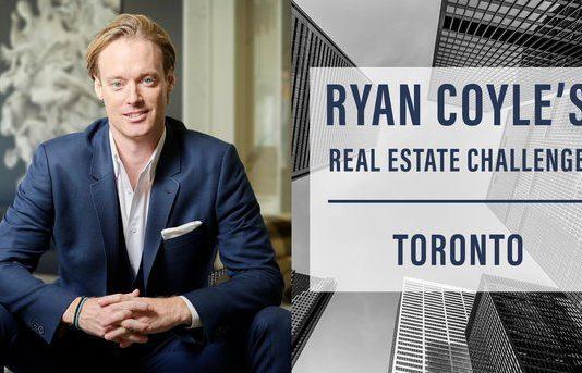 Ryan Coyle Toronto Real Estate Challenge